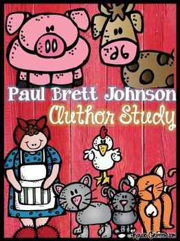 Paul Brett Johnson Author Study