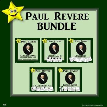Paul Revere Bundle