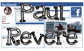 Paul Revere Facebook
