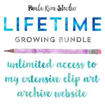Paula Kim Studio Lifetime Growing Bundle