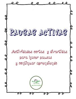 Pausas activas - Stop and go