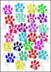 Paws Alphabet Puzzles