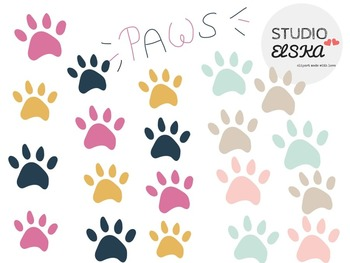 Paws Clipart