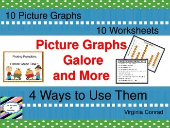 Picture Graphs and More