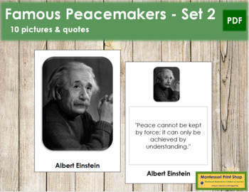 Peace Makers - Set 2