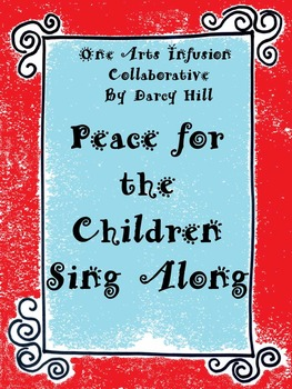Peace For The Children: Music Sing Along mp4 File