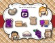 Peanut Butter & Jelly Sandwich Rhythm Reading Game - Tika-