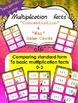 Peanuts Multiplication facts (0-12) Bundle Set  Concentrat