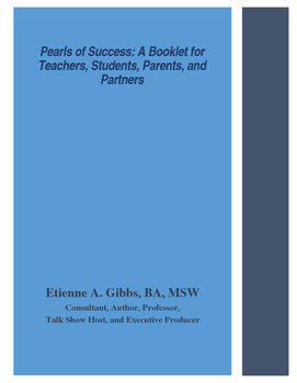Pearls of Success: A Booklet for Teachers, Students, Paren