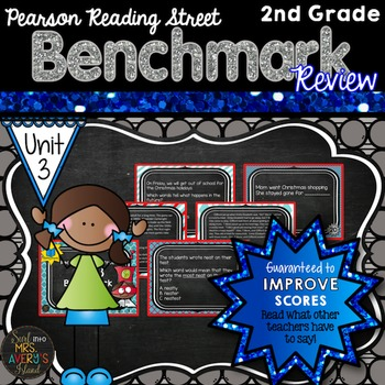 Reading Street Unit 3 Benchmark Review 2nd Grade