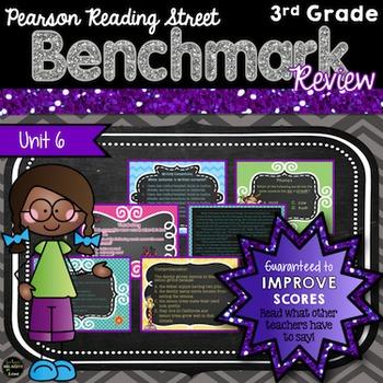 Reading Street Unit 6 Benchmark Review 3rd Grade