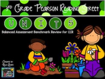 Reading Street Unit 5 Balanced Assessment Review 3rd Grade
