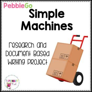 Pebble Go: Simple Machines