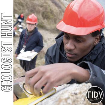 Geologist Scavenger Hunt