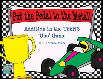 Pedal to the Metal ~Addition in the TEENS UNO game