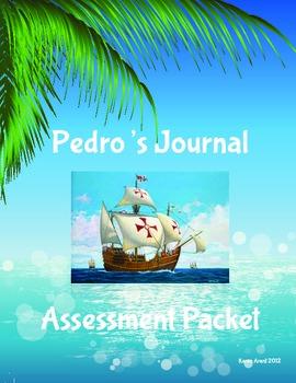Pedro's Journal Assessment Packet