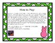 Peep Attack! A 1st grade Academic Vocabulary Game