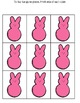Peeps Games- Tic-Tac-Toe & Sight Word Memory