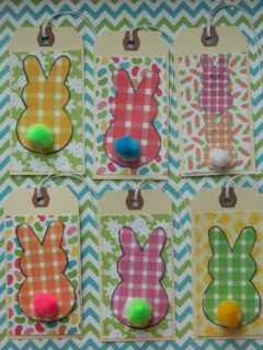 Peeps bunnies