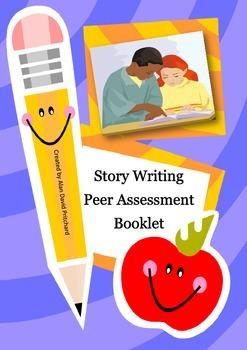 Peer Assessment Booklet for Story Writing