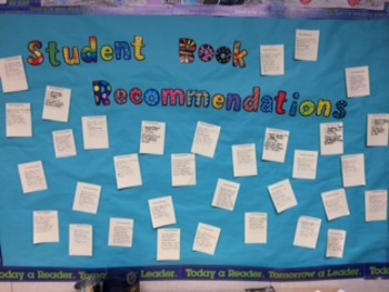 Peer Book Recommendations