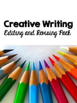 Editing & Revising Pack