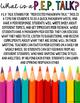 Peer Editing and Paragraph Writing for November 3rd, 4th,