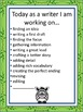 Peer Writing Conference Interactive Bulletin Board Jungle Theme