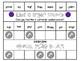 Peg Cards- Sight Words BUNDLE 38 Cards