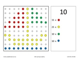 Pegboard Activity Cards