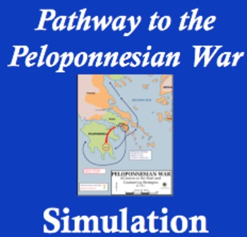 Peloponnesian War Interactive Simulation