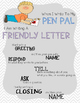 Pen Pal Writing Prompts