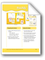 Pen Pals (File Folder Center)