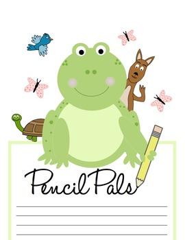 Pencil Pals: Basic Writing Mechanics