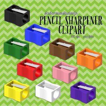 Pencil Sharpener Clipart