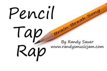 Pencil Tap Rap (Video MP4)