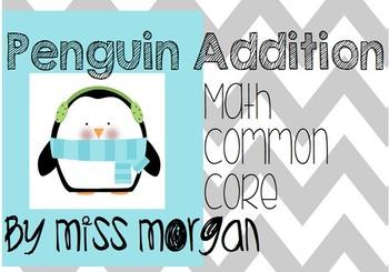 Penguin Addition Common Core