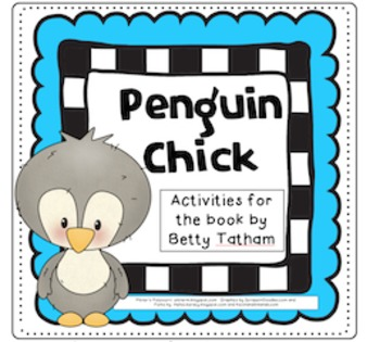 Penguin Chick (Compatible with 2nd Grade Journeys)