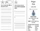Penguin Chick Trifold - Journeys 2nd Grade Unit 5 Wk 1 (20