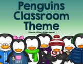 Penguins Classroom Theme Decoration