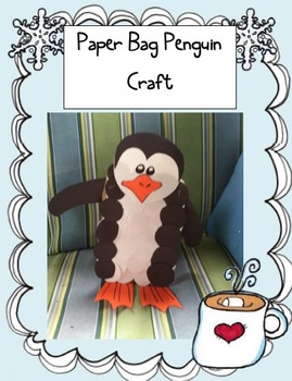 Christmas Craft -Penguin