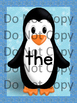 Penguin Dolch Pre-Primer - Third Grade Sight Word Posters
