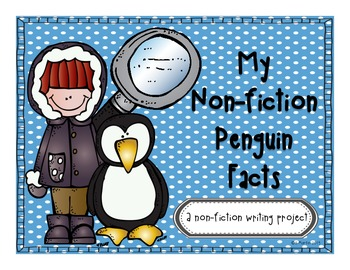 Penguin Fact Non-Fiction Writing Project