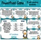 Penguin Fun: Mixed Word Problems PowerPoint Mini Game