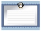 Penguin, Ice, and Antarctic Theme Paper (Elementary or Middle)