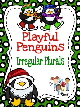 Playful Penguins - Irregular Plurals