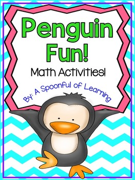 Penguins: Math Fun!