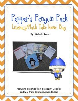 Penguin Math Literacy Take Home Bag