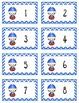 Penguin Number Recognition, Adding, & Subtracting Bingo