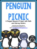 Penguins!  Penguin Picnic!  A Penguin Research Project PLU